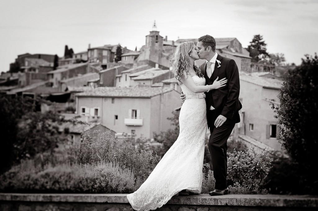 Helen and Dan's wedding, Roussillon, France, 27th May 2014 photo Tim Fox