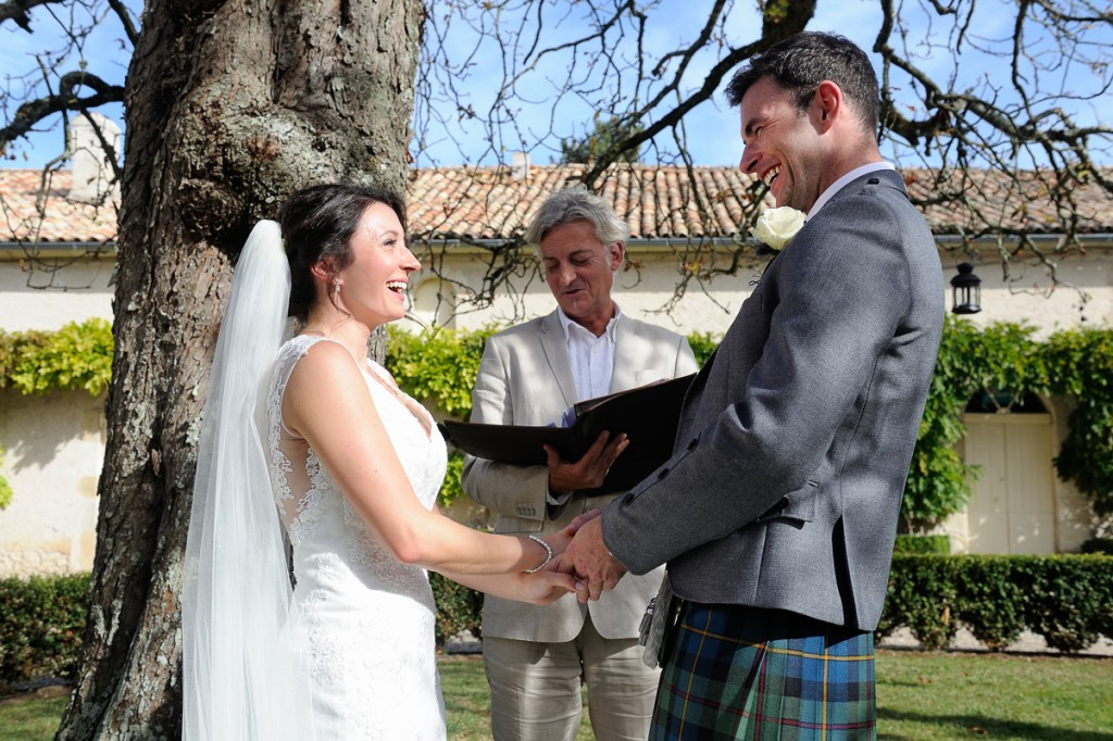 Jen & Alasdair's wedding, Chateau Soulac, 10th October 2015, photo Tim Fox