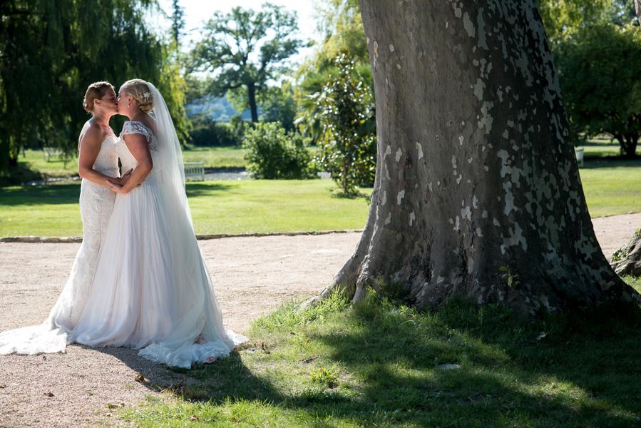 Jenna & Shelley_same sex wedding Provence_041
