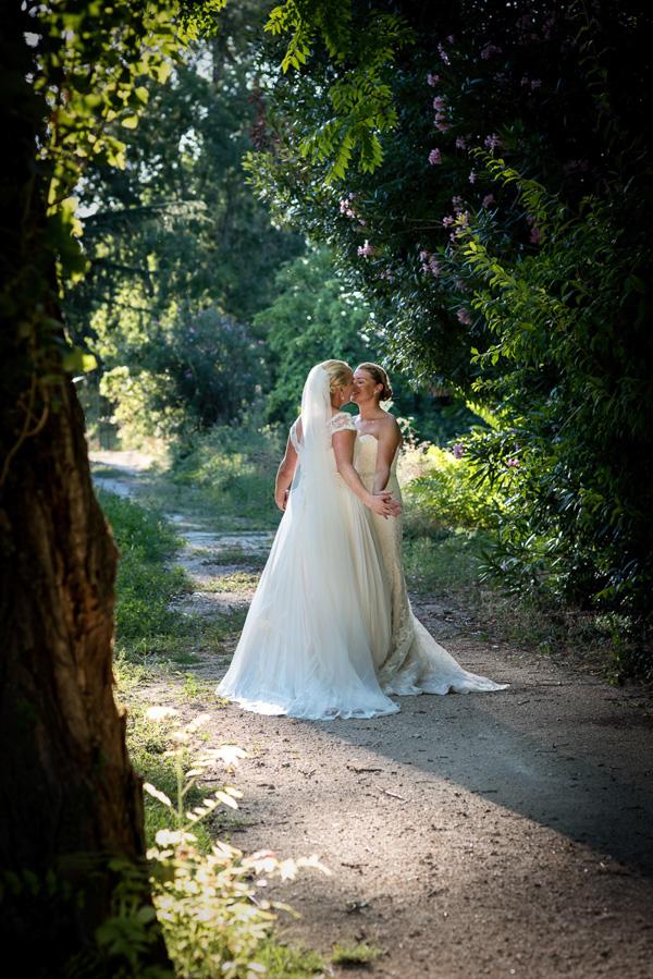 Jenna & Shelley_same sex wedding Provence_054