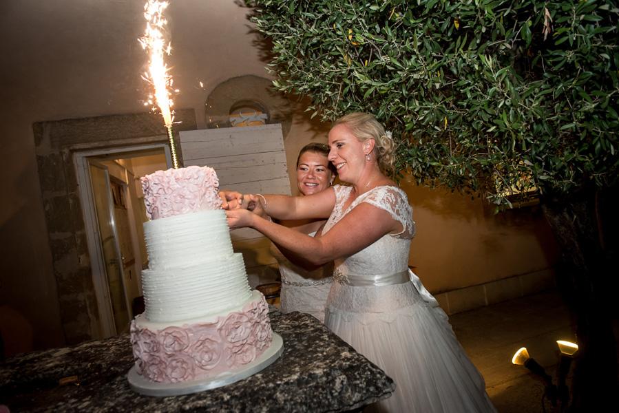 Jenna & Shelley_same sex wedding Provence_081