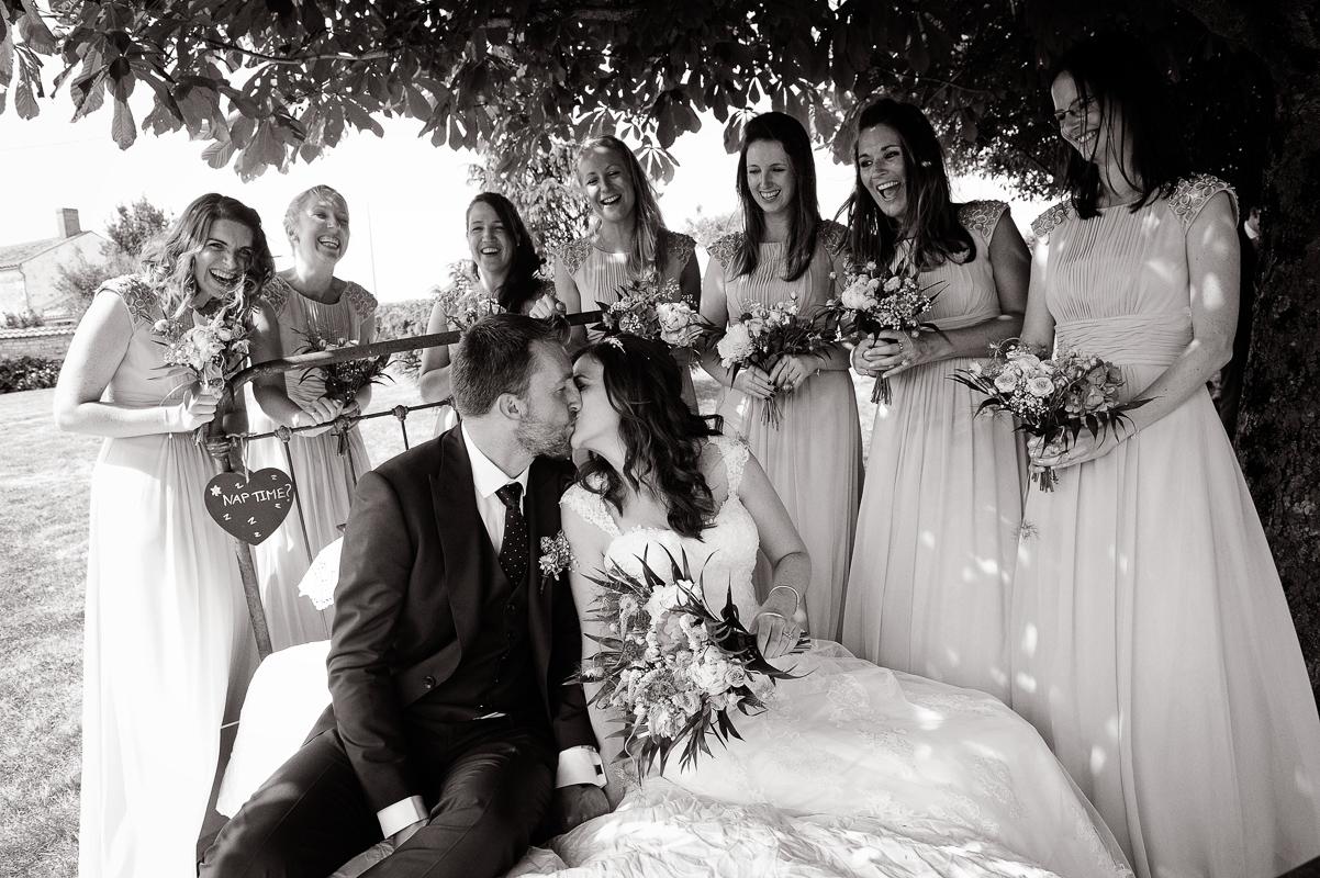 Lucie & Robbie's wedding, Le Langon, 6th June 2015, photo Tim Fox
